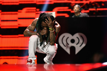 Lil Wayne 2015 iHeartRadio Music Festival - Night 1 - Show