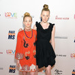 Lilac Emery-Haynes 26th Annual Race To Erase MS Gala - Arrivals