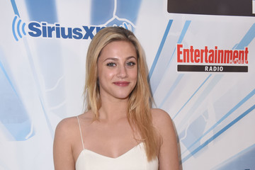 Lili Reinhart SiriusXM's Entertainment Weekly Radio Channel Broadcasts From Comic Con 2017 - Day 3