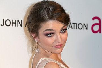 Lili Simmons 21st Annual Elton John AIDS Foundation's Oscar Viewing Party - Arrivals