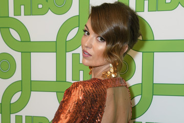 Lili Simmons HBO's Official Golden Globe Awards After Party - Inside