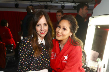 Lilliana Vazquez The American Heart Association's Go Red for Women Red Dress Collection 2018 Presented By Macy's - Backstage