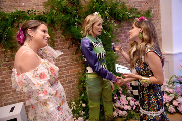 Lilliana Vazquez Bronwen Smith Of B Floral Hosts An Enchanted Evening With 'RHONY's Carole Radziwill And The 'TODAY' Show's Lilliana Vazquez In NYC