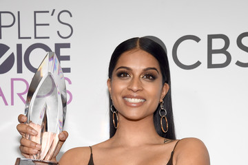 Lilly Singh People's Choice Awards 2017 - Press Room