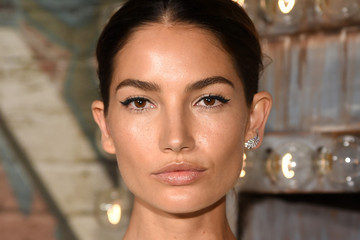 Lily Aldridge Chanel Dinner and Cocktails — Part 2