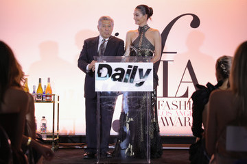 Lily Aldridge Daily Front Row's 3rd Annual Fashion Los Angeles Awards - Show