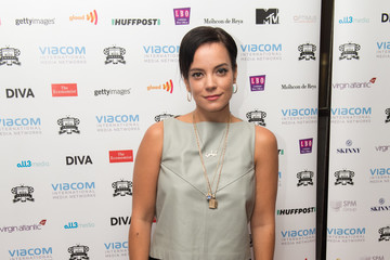 Lily Allen The Diversity in Media Awards 2017