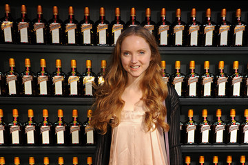 Lily Cole Cointreau Creative Awards