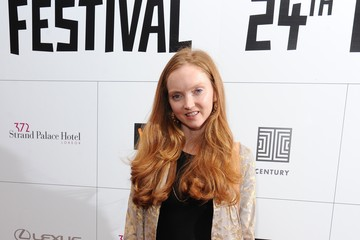 "Lily Cole ""Orion Film"" Premiere - Raindance Film Festival - Red Carpet Arrivals"