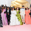 Lily Collins The 2019 Met Gala Celebrating Camp: Notes On Fashion - Arrivals