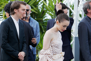 Lily Collins 'Okja' Photocall - The 70th Annual Cannes Film Festival