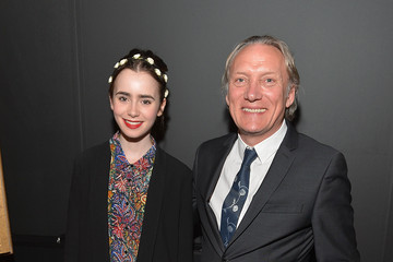 Lily Collins Van Gogh Museum Editions Makes US Debut