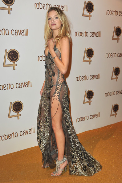 20d983deff3 Roberto Cavalli Party - Inside Photocall PFW Ready To Wear S S 2011