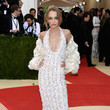 Lily-Rose Melody Depp 'Manus x Machina: Fashion In An Age of Technology' Costume Institute Gala - Arrivals