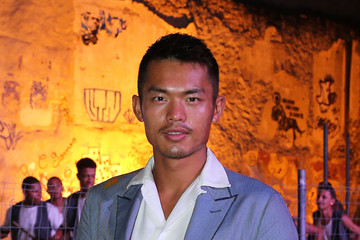 Lin Dan Laureus Welcome Party - 2013 Laureus World Sports Awards
