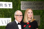 Tommy Hilfiger and Dee Hilfiger attend the Lincoln Center Corporate Fashion Gala honoring Leonard A. Lauder at Alice Tully Hall on November 18, 2019 in New York City.