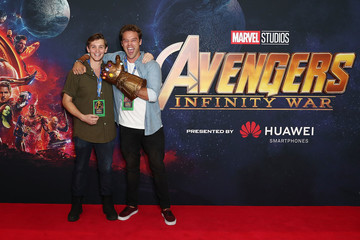 Lincoln Lewis Avengers: Infinity War Special Event Screening - Sydney