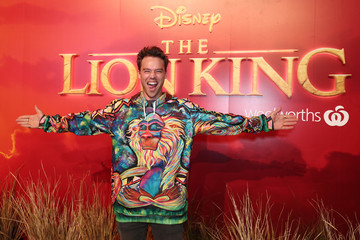Lincoln Lewis 'The Lion King' Sydney Special Event Screening