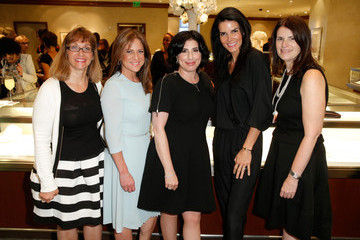 Linda Buckley Tiffany & Co. And Women in Film Celebrate Sue Kroll