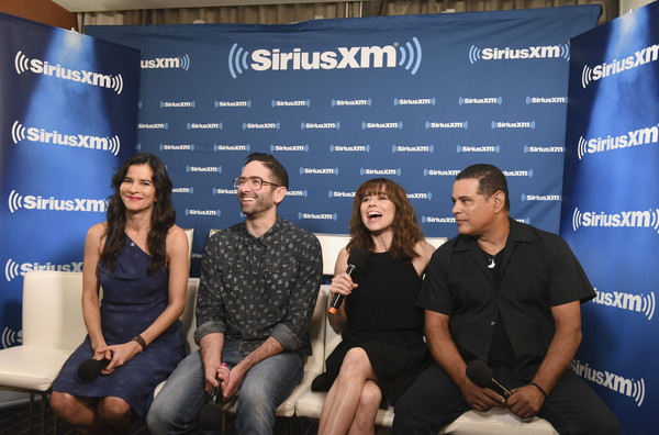 SiriusXM's Entertainment Weekly Radio Broadcasts Live From Comic-Con In San Diego [entertainment weekly radio broadcasts live from comic con,event,team,tourism,raymond cruz,michael chaves,patricia velasquez,linda cardellini,san diego,california,hard rock hotel,siriusxm]