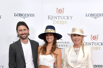 Linda Thompson Kentucky Derby 145 - Red Carpet