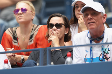 Lindsay Davenport 2018 US Open - Day 6