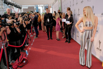 Lindsay Ell 12th Annual ACM Honors - Red Carpet