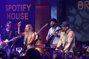 Lindsay Ell Spotify House at CMA Fest - 	Day 2