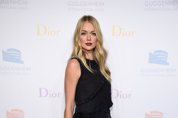 Lindsay Ellingson 2016 Guggenheim International Pre-Party Made Possible by Dior
