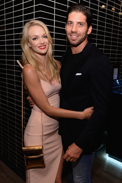 lindsay ellingson and sean clayton photos photos a most