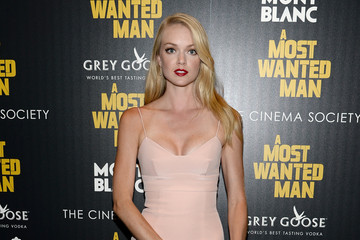 Lindsay Ellingson 'A Most Wanted Man' Premieres in NYC