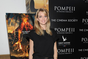 Lindsay Ellingson 'Pompeii' Screening in NYC