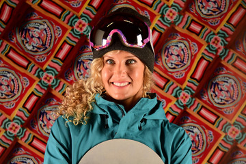 Lindsey Jacobellis Team USA PyeongChang 2018 Winter Olympics Portraits