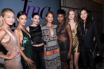 Lindsey Wixson The Daily Front Row Second Annual Fashion Media Awards - Inside