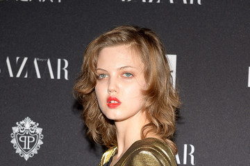 Lindsey Wixson Samsung GALAXY At Harper's BAZAAR Celebrates Icons By Carine Roitfeld