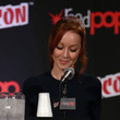 Lindy Booth TNT Press Hours, Signings and Panels at New York Comic Con
