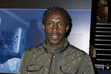 "Linford Christie ""Paranormal Activity 4"" London Screening"