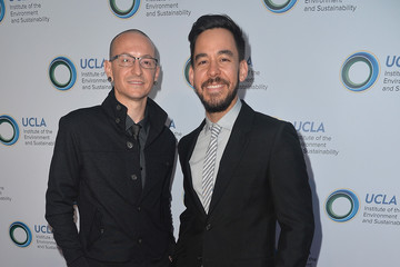 Linkin Park UCLA Institute Of The Environment And Sustainability (IoES) An Evening Of Environmental Excellence - Arrivals