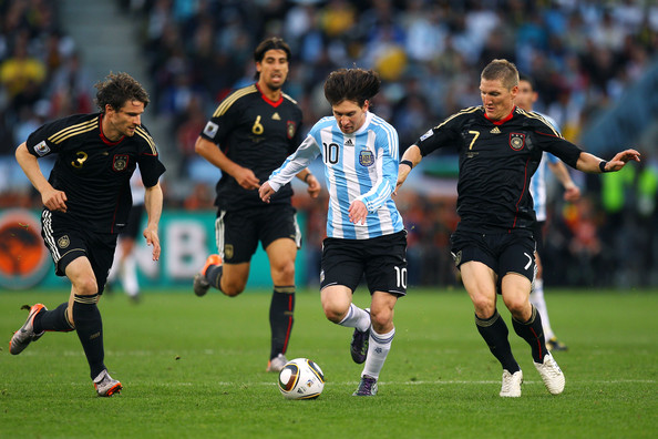 germany vs argentine in World Cup 2014