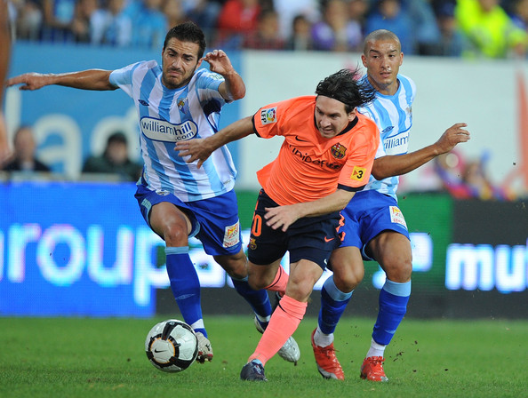 Live football streaming: Watch Malaga v Barcelona in La Liga