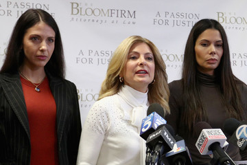Lisa Bloom Lisa Bloom Holds Press Conference For 2 Victims Accusing Actor Steven Seagal Of Sexual Assault
