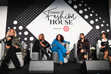 Lisa Cortes April Walker ESSENCE Fashion House Presented By Target