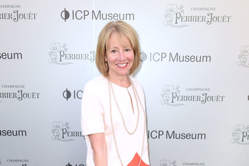 Lisa Dennison Opening Night of the New ICP Museum at 250 Bowery