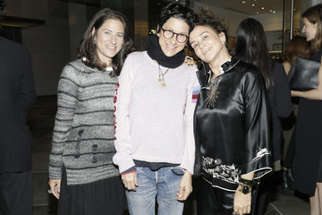 Lisa Eisner Director's Circle Celebrates the Wear LACMA Fall 2016 Collection with Designs by Oliver Peoples, Pam & Gela, and Lisa Eisner
