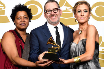 Lisa Fischer 57th GRAMMY Awards - Press Room