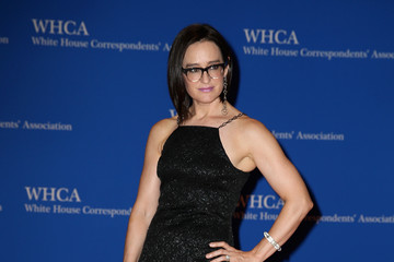 Lisa Kennedy Montgomery 2017 White House Correspondents' Association Dinner - Arrivals