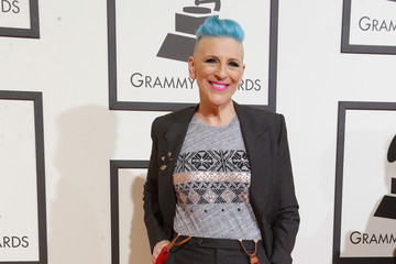 Lisa Lampanelli The 58th GRAMMY Awards - Red Carpet
