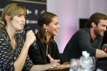 Lisa Langseth 'Euphoria' Press Conference - 13th Zurich Film Festival