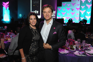 Lisa Oz Mehmet Oz The 9th Annual Shorty Awards - Ceremony