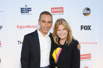 Lisa Paulsen Entertainment Industry Foundation Hosts Star-Studded Telecast For Teachers and Students - After Party